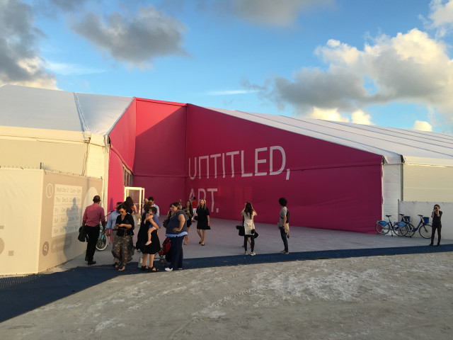 UNTITLED. Art Fair 2015