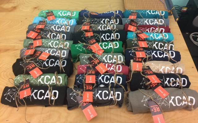 KCAD + Goodwill Pop-Up Shop